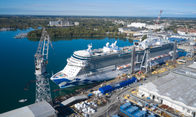 Fincantieri points to Q3 production recovery in an unprecedented year
