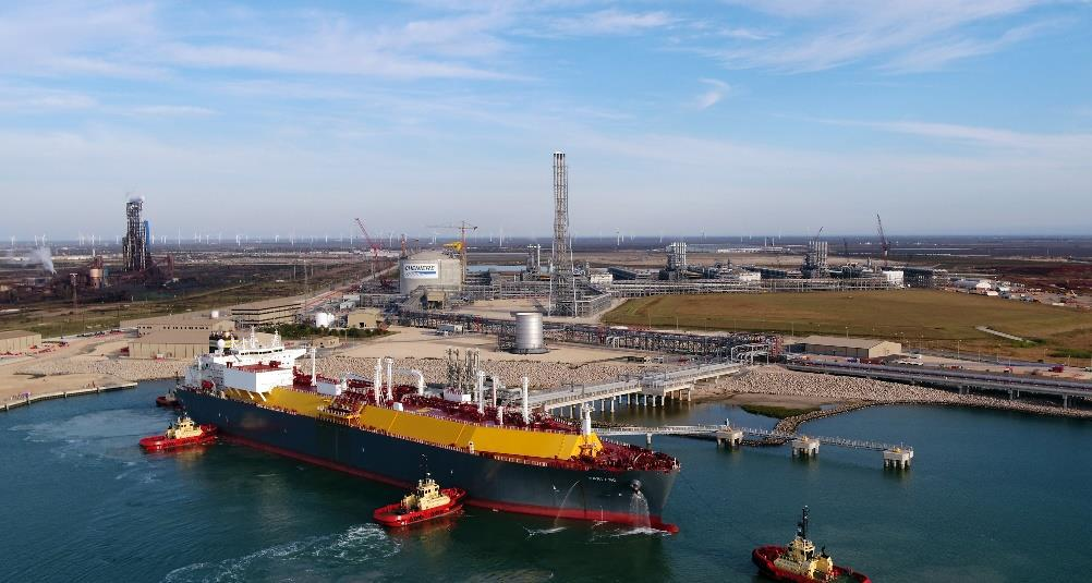 U.S. LNG exports remain flat on week
