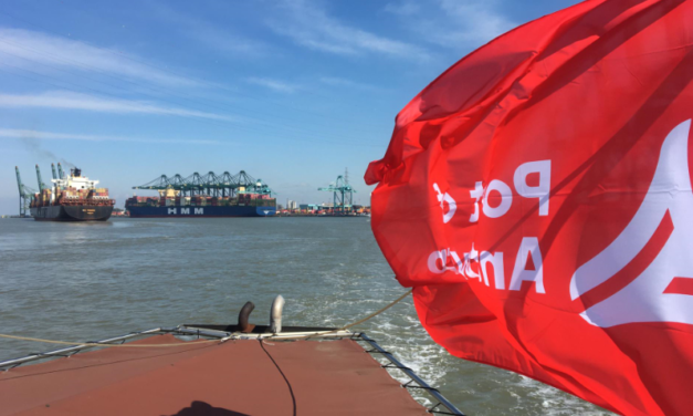 Antwerp tests 3D sonar sensors for unmanned shipping