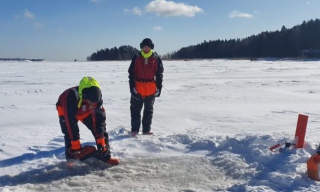 Aker Arctic prepares for the full scale ice trials season