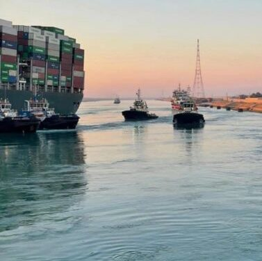 Suez Canal Freed: MV EVER GIVEN successfully Refloated, says SCA