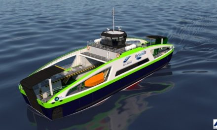 First renderings completed for hydrogen-powered ferry